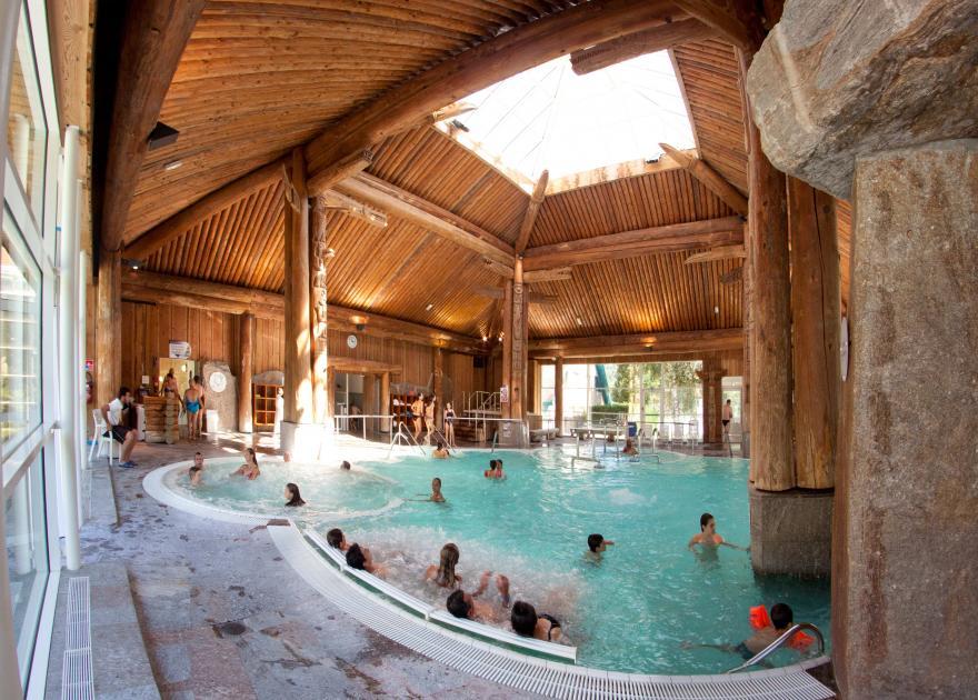 Les bains amérindiens