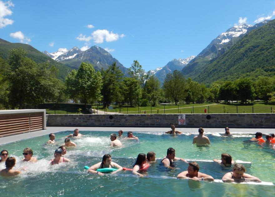 Les bains Incas