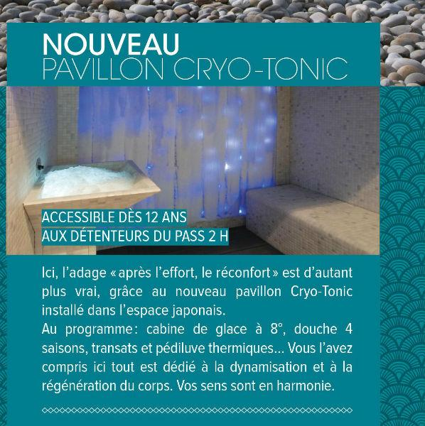 Pavillon Cryotonic
